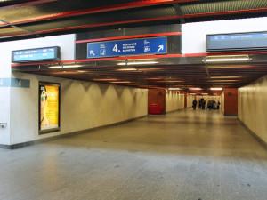 Podchody na hlavním nádraží čeká rekonstrukce. Začne na začátku příštího roku