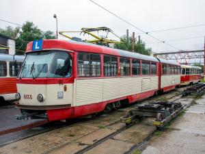 V Praze bude na retro lince jezdit tramvaj Tatra K2