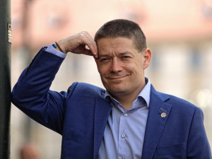 Na souboj se ženami se těším, říká jednička pražské kandidátky ANO Patrik Nacher
