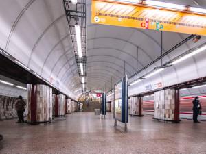 Metro Florenc čeká velká modernizace. Bude trvat 4,5 roku a vyjde téměř na 1,3 miliardy