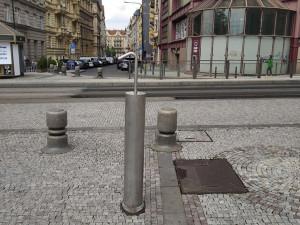 V Praze 2 jsou čtyři nová vodní mlžítka. Lidé je najdou na Ostrčilově nebo Palackého náměstí