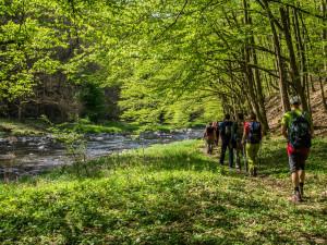 Klub českých turistů udržuje přes 43 tisíc kilometrů pěších tras po celém Česku