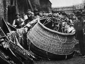 Od první letecké nehody uplynulo 130 let. Balon Kysibelka spadl z výšky téměř osmi set metrů