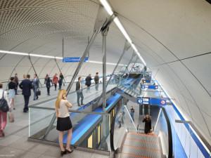 Metro D je opět o krok blíže k realizaci. Pražské zastupitelstvo schválilo jeho výstavbu