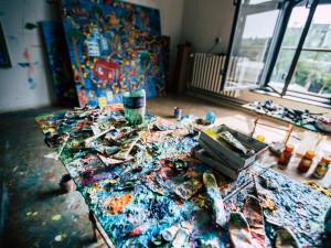 O víkendu se v Praze otevřou ateliéry umělců, které jsou běžně nepřístupné