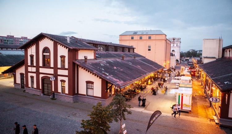 Jak budou vypadat veřejná prostranství Pražské tržnice? Město vypsalo soutěž
