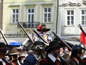 Praha 1 si připomněla 400 let od popravy na Staroměstském náměstí