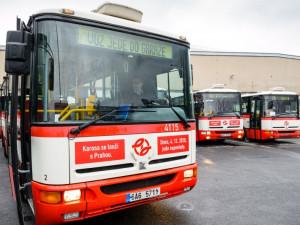 V sobotu v Praze naposledy vyjedou autobusy Karosa B 951. Nejstarší vůz pochází z přelomu 40. a 50. let