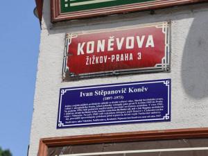 Žižkov pokračuje ve vzdělávání obyvatel, vyvěšuje tabulky informující o názvech ulic