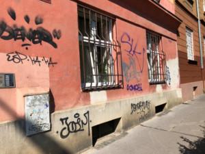 S odstraňováním nelegálního graffiti pomůže Praze nová aplikace