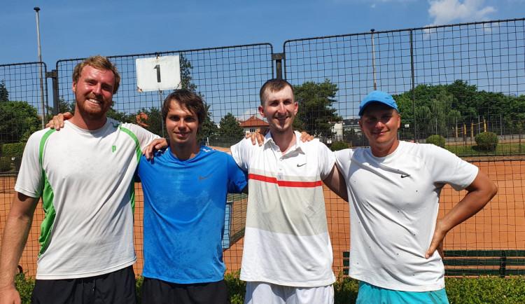 Bohnický tenis ovládl Pražskou divizi a po roce se vrací do druhé ligy
