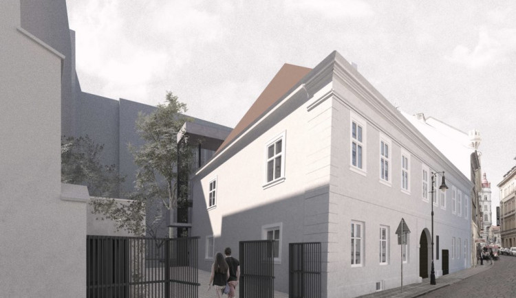 V centru Prahy byla opravena budova, která bude sloužit jako dům mládeže