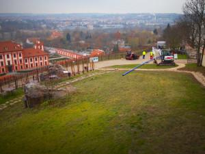 Nový pavilon v pražské botanické zahradě bude stát sto milionů. Hotový má být na jaře 2023