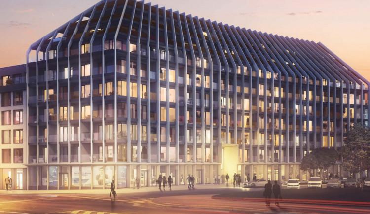 Bytový dům na Vítězném náměstí o krok blíže k realizaci. Projekt získal stavební povolení