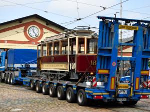 V neděli v Praze vyjede průvod historických tramvají
