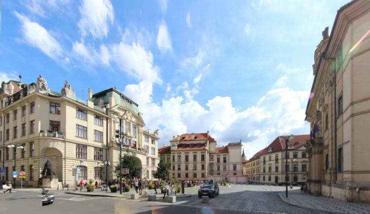 Kvůli opravě Mariánského náměstí podal pražský magistrát žalobu na ministerstvo kultury
