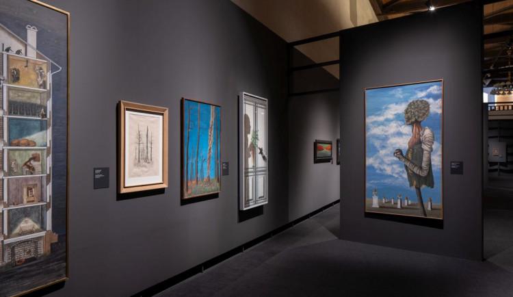 Snící rebelka prodloužena. Výstavu o malířce Toyen bude možné zhlédnout až do 22. srpna