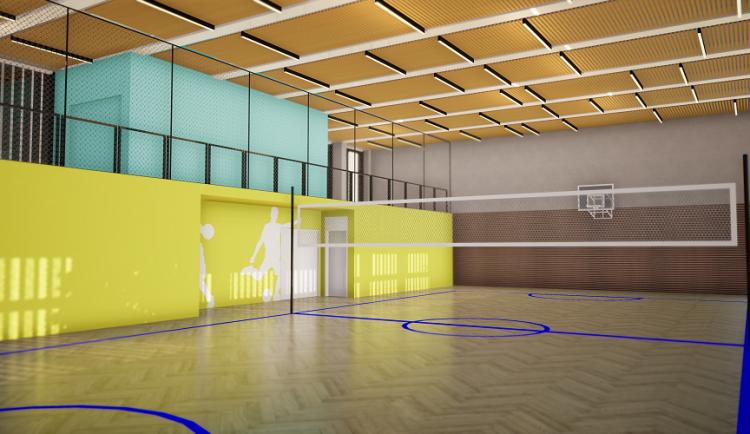 Nová sportovní hala v Letňanech bude stát bezmála 48 milionů korun