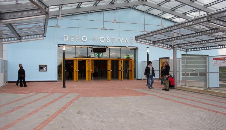 Nová tramvajová smyčka vznikne u stanice metra Depo Hostivař