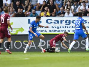 Sparta zvítězila v Liberci 5:0 a přichystala Slovanu nejvyšší domácí prohru