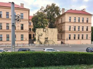 Praha jako místo kultury. V některých městských částech přibydou v ulicích umělecká díla