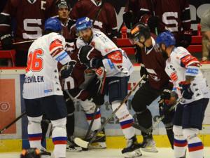Hokejisté Sparty si připsali první výhru v přípravě. České Budějovice porazili 3:2