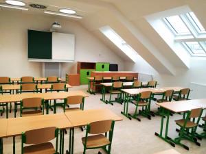 V ZŠ T. G. Masaryka v Praze 7 přibylo šest nových tříd pro 150 žáků
