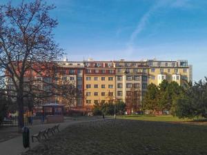 Praha 3 zaplatí za projekt obnovy náměstí sedm milionů korun