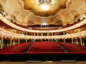 Théâtre Variété bylo předchůdcem karlínského divadla. Otevřelo se před 140 lety