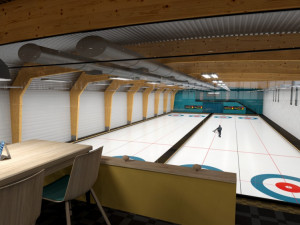 Praha 11 chce odejít z projektu Areálu ledových sportů. Starosta vyzve firmu k vrácení  35 milionů korun