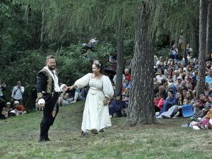 V rámci akce Opera v Šárce dorazilo na Rusalku mezi dvěma a třemi tisíci diváky