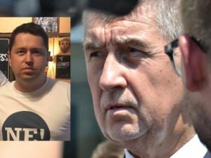 Premiérův syn Andrej vypovídal v kauze zavlečení na Krym. Na policii strávil pět hodin