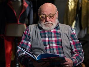 Arnošt Goldflam, který patří mezi nezaměnitelné postavy české kultury, slaví 75 let