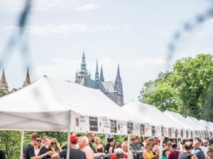 Na Pražském hradě začíná dvoudenní festival minipivovarů