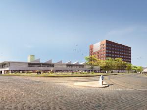 Nedostavěné Centrum Palmovka by v budoucnu mohlo patřit Praze. Osmička nemá na dostavbu prostředky