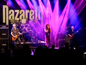 Nazareth v Praze. Britská rocková skupina dnes vystoupí ve Foru Karlín
