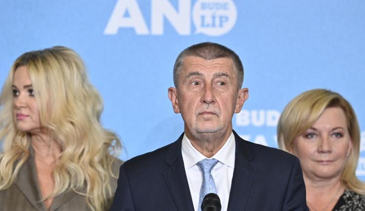 VOLBY 2021: Praha nás porazila, Praha nás nesnáší, jsme nejsilnější, řekl Babiš po prohře ve volbách