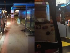 Řidička autobusu v Praze upozornila muže, aby si nasadil respirátor. Ten ji začal tahat za vlasy