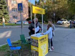 Rada města musí kvůli podpisovým stánkům Praha sobě připravit návrh změny zákona o volbách