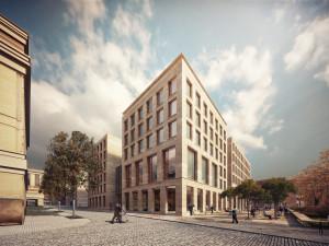 Začala stavba Kampusu Albertov. Podívejte se, jak budou budovy za téměř osm miliard vypadat