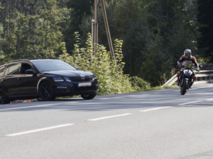 Každý pátý usmrcený na silnicích je motocyklista