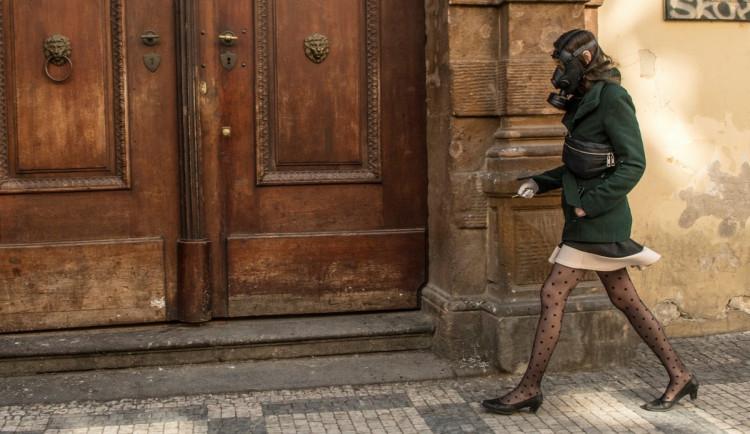 FOTOGALERIE: Vydejte se na procházku liduprázdnou Prahou